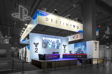 Stand Destiny - Paris Games Week 2017