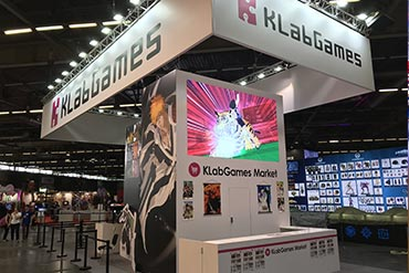 Stand Klab Games - Japan Expo 2018