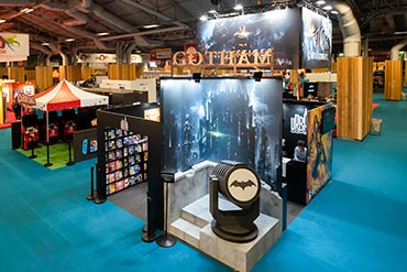 Stand Urban Comics - Paris Games Week 2018