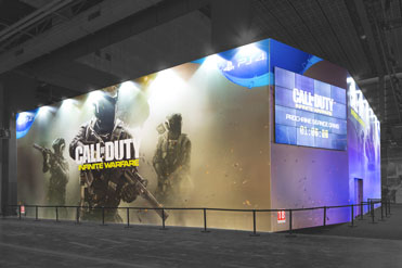 Stand Call of Duty - Paris Games Week 2016