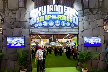 Stand Skylanders - Paris Games Week 2013