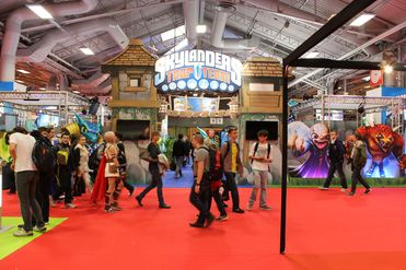 Stand Skylanders - Paris Games Week 2014