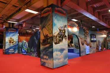 Stand Skylanders - Paris Games Week 2015