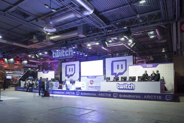 Stand Twitch - Paris Games Week 2016